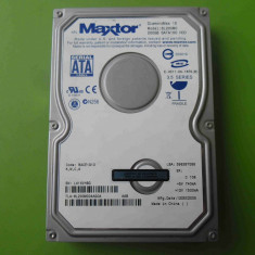 Hard Disk HDD 200GB Maxtor DiamondMax 10 6L200M0 ATA IDE - DEFECT