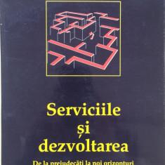 SERVICIILE SI DEZVOLTAREA - Agnes Ghibutiu