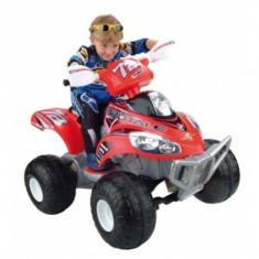 Masinuta electrica copii - ATV Quad Brutal Feber