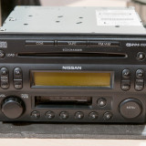 NISSAN X-Trail Radio-Casetofon-CD cu magazie 6 CD-uri Clarion CH340 - Pachete car audio auto
