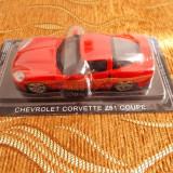 CHEVROLET CORVETTE Z51 COUPE, SIGILAT . 1/43 - Macheta auto