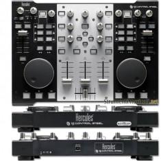 HERCULES DJ CONTROL STEEL controler DJ profesional pentru PC & MAC - Console DJ Altele