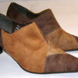 Pantofi dama marca Graceland marimea 38 locatie raft ( 6 / 6 ), Textil