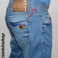 Blugi barbati, Lungi, Prespalat, Normal - Blugi DSQUARED Denim Couture - Model NOU 2015 - Conici !!!