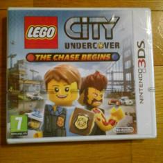 Jocuri Nintendo 3DS, Actiune, 3+, Single player - JOC NINTENDO 3DS LEGO CITY UNDERCOVER THE CHASE BEGINS ORIGINAL / by DARK WADDER