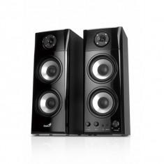 Boxe 2.0 Genius SP-HF1800A, 2x25W, jack casti + line in, black (31730908100) - Boxe PC