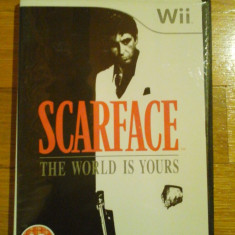 Jocuri WII Sierra, Actiune, 18+, Single player - JOC WII SCARFACE THE WORLD IS YOURS ORIGINAL PAL/ by DARK WADDER