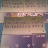 Enciclopedie - DICTIONAR ENCICLOPEDIC BRITANNICA, VOL 1-5