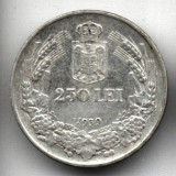 Monede Romania - 250 LEI 1939 ARGINT STARE EXCELENTA