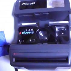Aparat de Colectie - Aparat foto vechi de colectie polaroid 636 Closeup functional
