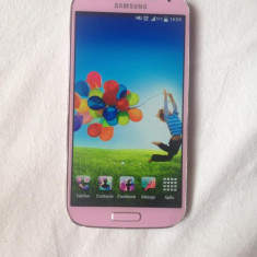 Telefon mobil Samsung Galaxy S4, Roz, 16GB, Neblocat - Samsung Galaxy S4 i9505