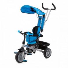 Tricicleta copii - Tricicleta Cross Fit Blue Chipolino