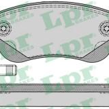 Placute frana Citroen C1, Peugeot 107 . Toyota Aygo, Universal