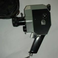 Aparat Filmat - CAMERA FILMAT URSS -QUARZ- ZOOM DS 8 -3