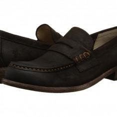 Mocasini Frye Greg Leather Penny | 100% originali, import SUA, 9-10 zile lucratoare - Pantofi barbati