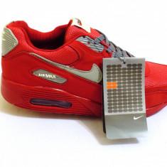 Adidasi barbati - NIKE AIR MAX 90 HYPERFUSE ROSU BARBATI