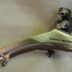 Piese Biciclete - Schimbator fata cursiera Shimano 105, FD 1050