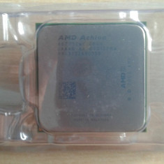 Procesor PC, AMD, Numar nuclee: 2, 2.5-3.0 GHz, AM2+ - Procesor Amd Athlon 64 x2 7750 Dual-core Socekt AM2/AM2+, Black Edition!
