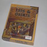 Joc board game Isis & Osiris - la cutie complet - Jocuri Board games