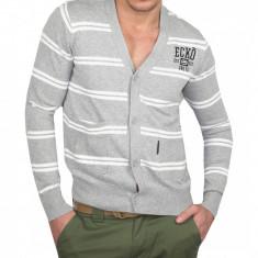 Cardigan barbati Ecko Unlimited Stripe Sweater #1000000009323 - Marime: XS - Pulover barbati Ecko Unlimited, Culoare: Din imagine