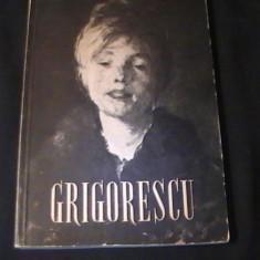 EXPOZITIA GRIGORESCU-1957-CATALOG REMUC NICULESCU- - Album Arta