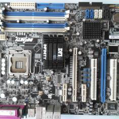 Placa de Baza PC, Pentru INTEL, LGA775, DDR2, ATX - Placa de baza DFI Infinity P965 DDR2 PCI Express socket 775