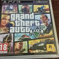 Grand Theft Auto V (GTA 5) PS3 - GTA 5 PS3 Rockstar Games