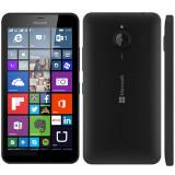 Telefon Microsoft Lumia 640, negru, nefolosit - sigilat (cu garantie) + husa