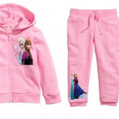Haine Copii 4 - 6 ani H&m, Trening, Fete - Trening Elsa si Anna Frozen