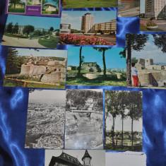 Carte Postala, Circulata, Fotografie, Romania de la 1950 - Lot 13 CP SUCEAVA, Moldova (Carti postale vechi, Vederi Romania)