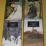 LOT 4 VOLUME CIRESARII - VOL 2, 3, 4, 5 - EDITIA JURNALUL BIBLIOTECA PENTRU TOTI. CARTI NOI (IN TIPLA)