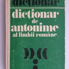 Marin Buca, Onufrie Vinteler - Dictionar Altele de antonime al limbii romane