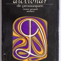 Florenta Sadeanu - Dictionar Altele de pronuntare