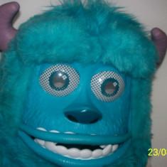 Masca halloween universitatea monstrilor - Masca carnaval, Marime: 30, Culoare: Albastru