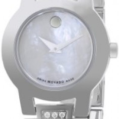Movado Women's 0606617 Amorosa Stainless Steel | 100% original, import SUA, 10 zile lucratoare af22508 - Ceas dama