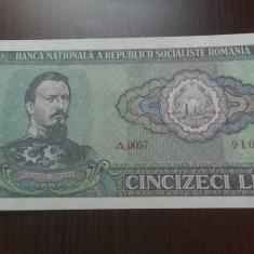 50 LEI 1966 UNC