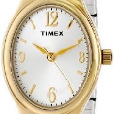 Timex Women's T26301 Elevated Classics Two-Tone | 100% original, import SUA, 10 zile lucratoare af22508 - Ceas dama