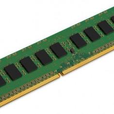 Kingston Memorie server KVR16E11S8/4I, DDR3, UDIMM, 4GB, 1600 MHz, CL11, 1.5V, ECC, pentru Intel