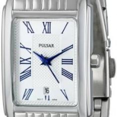 Pulsar Women's PH7329 Silver-Tone Watch | 100% original, import SUA, 10 zile lucratoare af22508 - Ceas dama