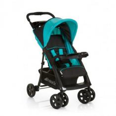 Carucior Shopper Comfortfold Black Aqua - Carucior copii 2 in 1 Hauck