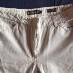 Pantaloni dama Timberland, Marime: Alta, Culoare: Din imagine, Lungi, Bumbac
