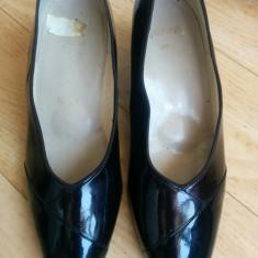 Pantofi dama, Piele naturala - Pantofi din piele firma Ara marimea 38, 5! Au fost purtati o singura data!