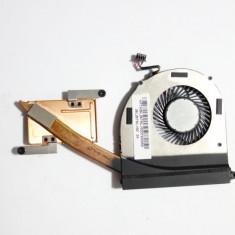 Sistem racire cooler + radiator laptop Lenovo Ideapad U330 ORIGINAL! - Cooler laptop