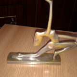 Metal/Fonta - ART DECO DIN BRONZ
