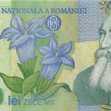 Romania 10000 / 10.000 Lei 2000 (polimer - Isarescu ) P-112 UNC !!!