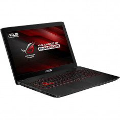 Asus Laptop ASUS 15.6'' ROG GL552JX, FHD, Procesor Intel® Core™ i7-4720HQ 2.6GHz Haswell, 8GB, 1TB, GeForce GTX 950M 4GB, Black