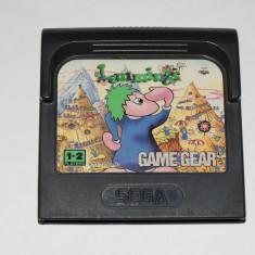 Joc SEGA Game Gear Gamegear - Lemmings - Jocuri Sega, Actiune, Toate varstele, Single player