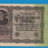 bancnota europa - Germania 50000 mark 1922 2
