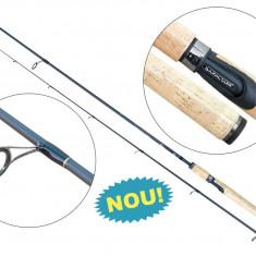 Lanseta fibra de carbon Baracuda Viper 2, 10 metri Actiune: A: 3-15g.