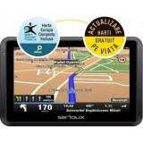 Accesoriu Auto - GPS Serioux UrbanPilot UPQ550T2 Full Europa Actualizari gratuite pe viata